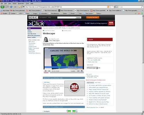 Technology  click-screen