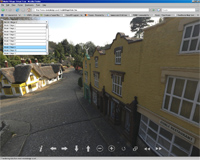 modelscreen 360 Virtual tours