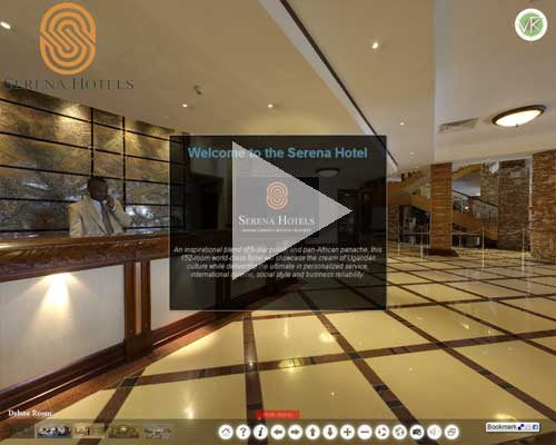 serena screen Hotel Serena Virtual Tour
