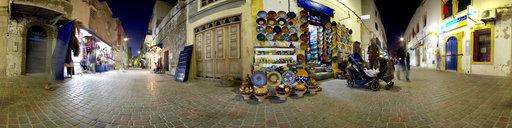 Pottery in Essaouira, Morocco