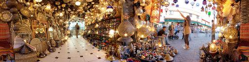 Shops in Marrakesh