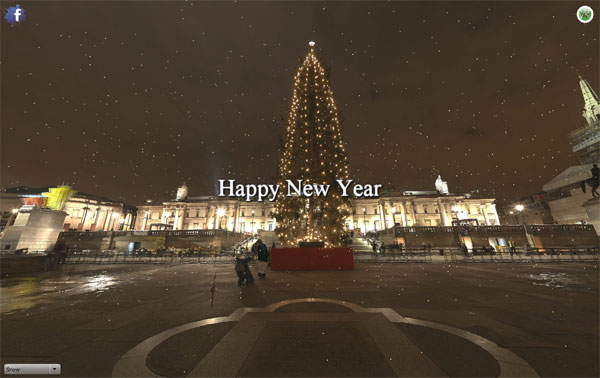 VR Web Design wish you a Merry Christmas and Happy New Year !!!