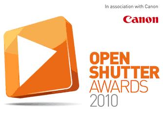 Open Shutter Award for SHS Film