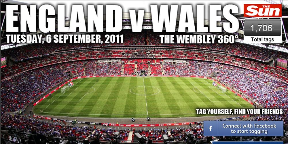 Gigapixel  wembley3