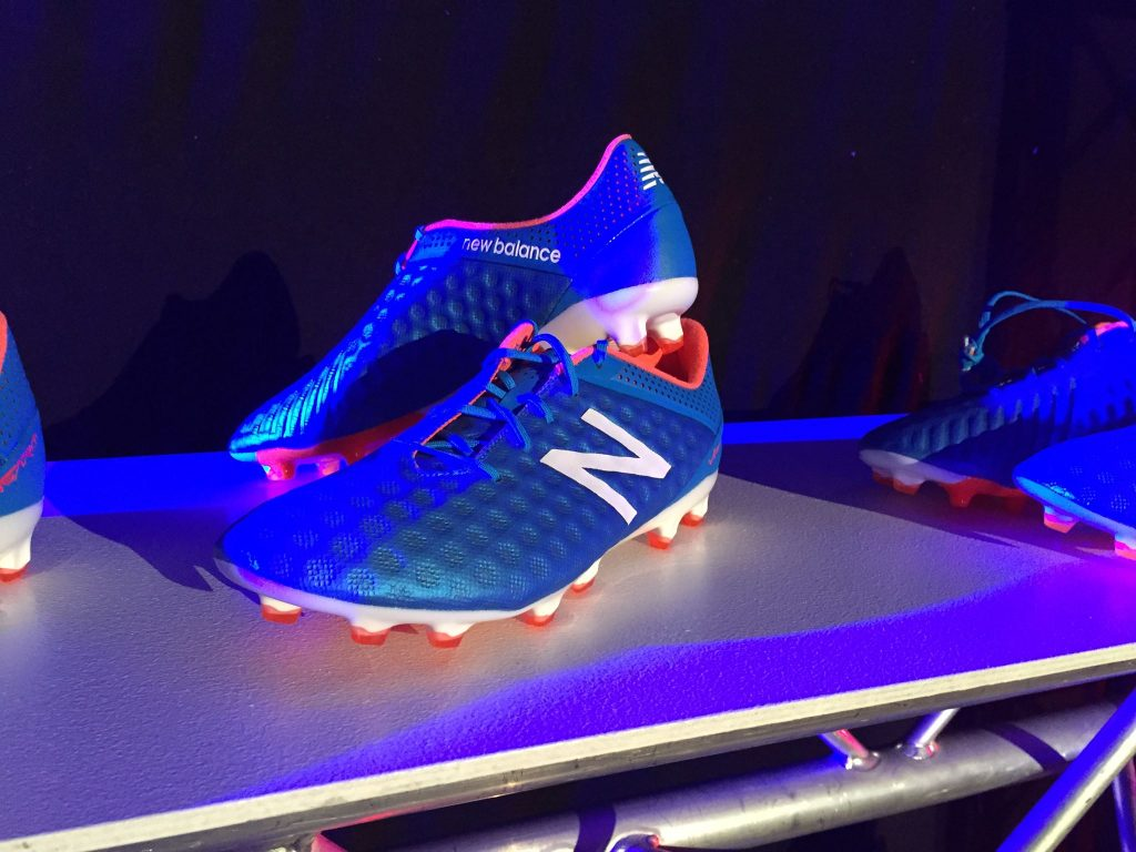 New Balance Football launch