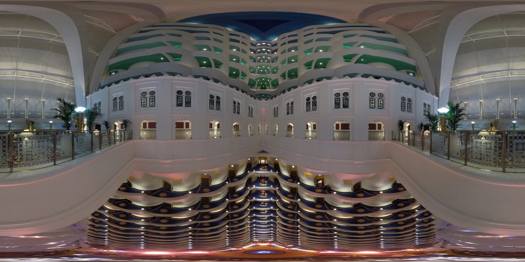 Burj Al Arab Atrium