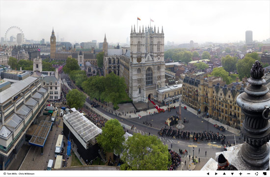 Untitled 61 Royal Wedding Gigapixel Panorama