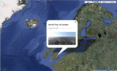Dynamic Google map with timer and loop