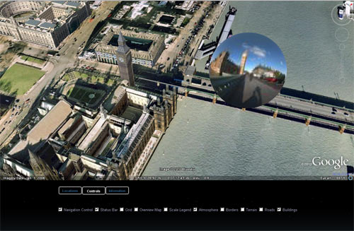 London google earth2 google earth london virtual tour