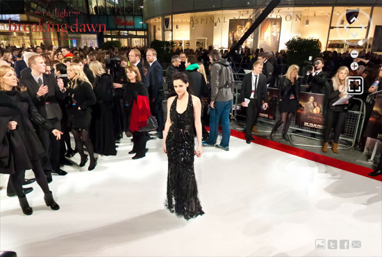 twi 4 Twilight Breaking Dawn Part 1 London Premiere