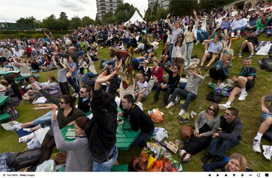 w1 Wimbledon Tennis 2011