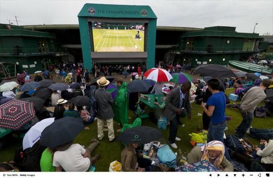 w4 Wimbledon Tennis 2011