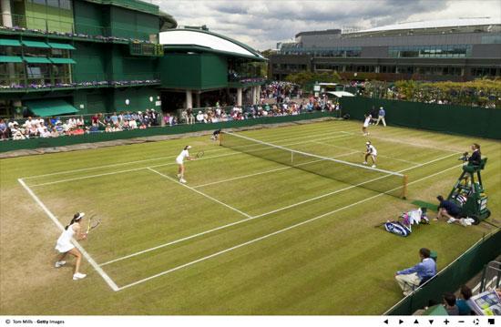 w7 Wimbledon Tennis 2011