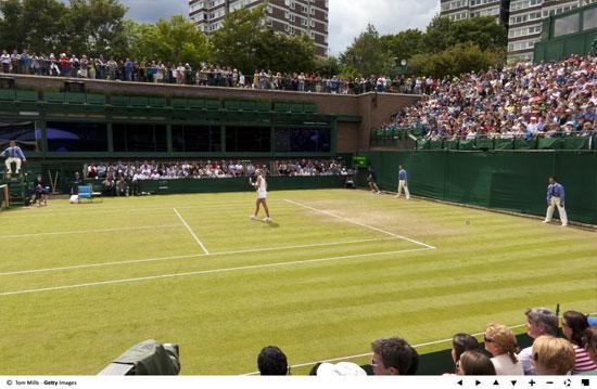 w8 Wimbledon Tennis 2011