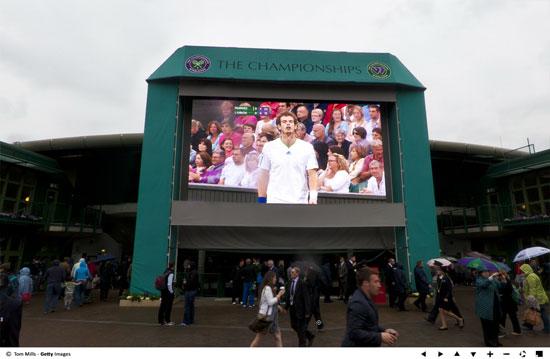 wimbledon360 Wimbledon Tennis 2011